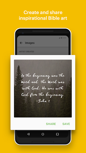 The Bible App Free + Audio, Offline, Daily Study 8.20.2 Screenshots 4