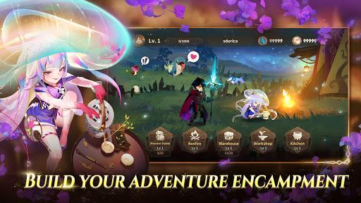 Sdorica: Puzzle & Tactical RPG screenshots 5