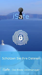 iSafe • Schützen (AppLock) Screenshot