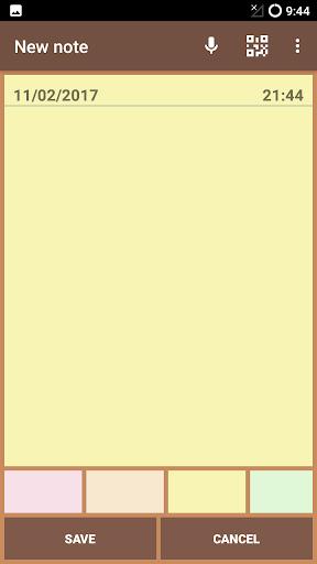 Notes app Android apktram screenshots 5