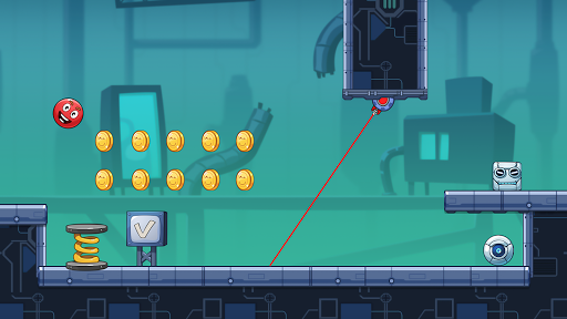 Bounce Ball Adventure  screenshots 14