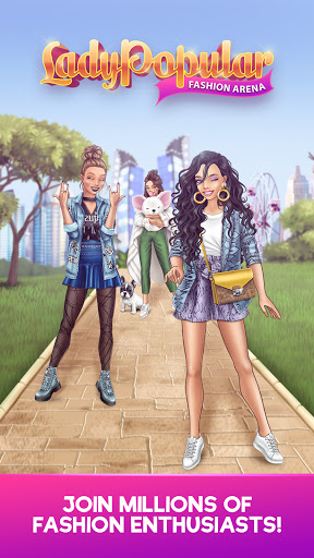 Download Lady Popular: Fashion Arena mod apk
