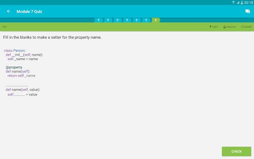 Learn Python  Screenshots 9