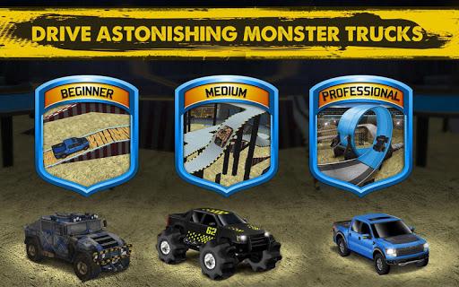 3D Monster Truck Parking Game 2.2 screenshots 10