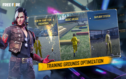 Garena Free Fire-New Beginning 1.56.1 screenshots 4