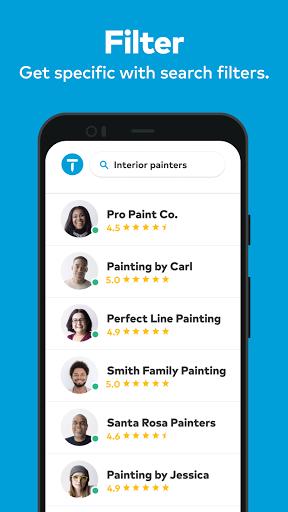 Thumbtack: Hire Pros - Cleaners, Handymen, Movers  Screenshots 5