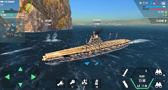 Battle of Warships: Naval Blitz 7