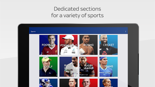 Sky Sports International 1.0.0 Screenshots 6