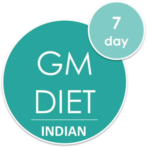 Indian weight loss GM Diet & BMI Check icon