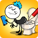 Troll Master - DOP Draw One Part - Stickman Puzzle