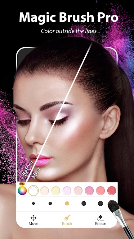 Perfect365 MOD APK (VIP Unlocked) : One-Tap Makeover poster 7