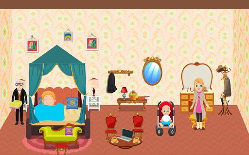 Pretend Play My Millionaire Family Villa Fun Game 1.0.3 screenshots 10