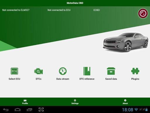 MotorData OBD Car Diagnostics. ELM OBD2 scanner 1.20.12.781 Screenshots 16
