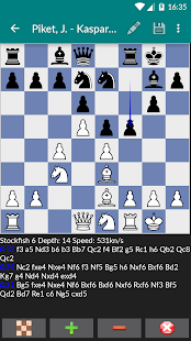 Perfect Chess Database Demo
