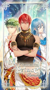 My Elemental Prince Mod Apk- Remake: Otome Romance (Free Choices) 1