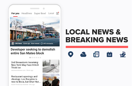 NewsBreak: Local News that Connects the Community 19.15.0
