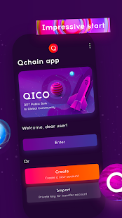 QChain Node