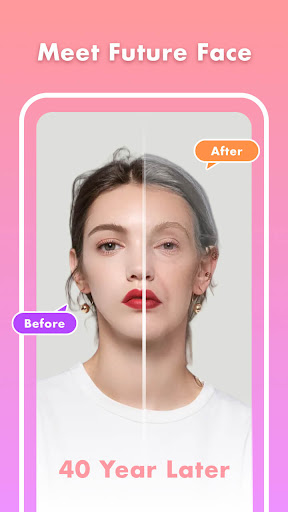 Future Me - See your future, Fantastic Face  screenshots 1