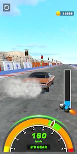 Car Gear Rushing