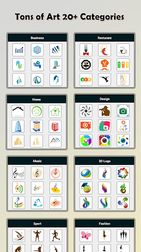 Logo Maker - Logo Creator & Poster Maker 2.1.3 Screenshots 18