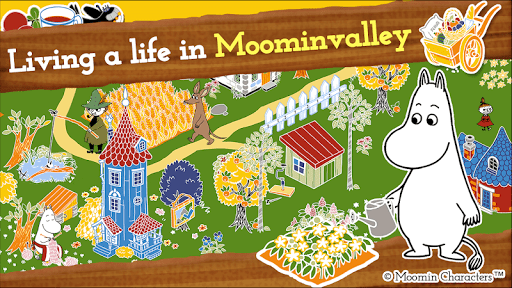 MOOMIN Welcome to Moominvalley screenshots 13