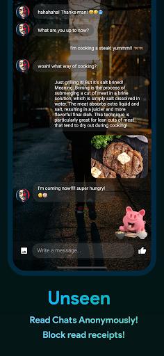 NoSeen for Facebook Messenger  screenshots 2