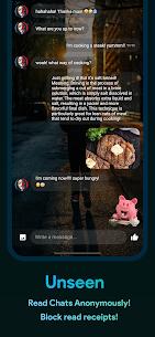 NoSeen for Facebook Messenger 2