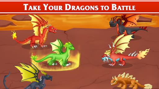 Dragon Paradise City: Breeding War Game 1.3.25 screenshots 11