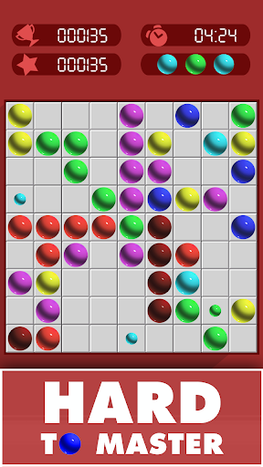 Line 98: Color lines, Connecting 5 Game apk 1.0.1 screenshots 3