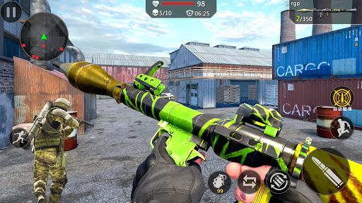 Modern Strike : Multiplayer FPS - Critical Action  screenshots 1