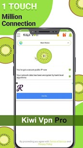 Kiwi VPN Pro – VPN connection proxy changer MOD (Paid) 3