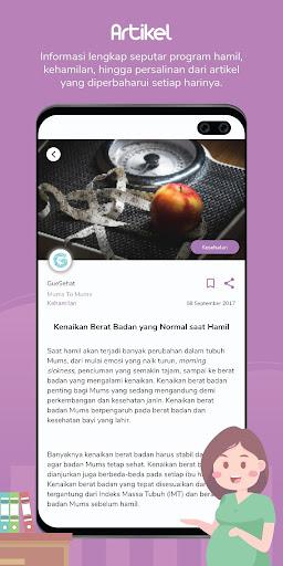 Teman Bumil 2.0.7 Screenshots 4