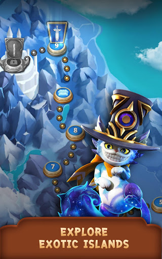 Rune Islands: Puzzle Adventures  screenshots 4