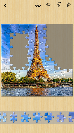 Jigsaw Puzzles - Free Jigsaw Puzzle Games screenshots 20