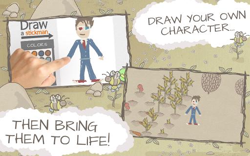 Draw a Stickman: EPIC Free 1.4.3.104 screenshots 2