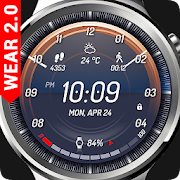 Cluster Watch Face