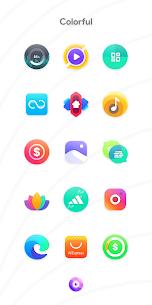 Nebula Icon Pack (MOD, Paid) v4.4.1 4