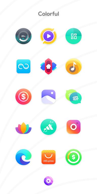 Nebula Icon Pack  poster 3