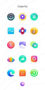 Nebula Icon Pack [v4.4.] APK Mod for Android logo