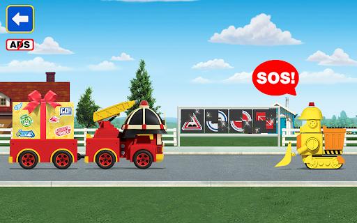 Robocar Poli: Mailman! Good Games for Kids!  screenshots 17