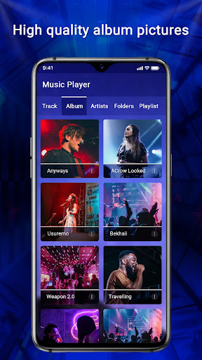 MVX Player screenshot 1