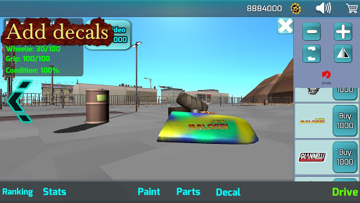 Wheelie King 4 - Online Getaway Wheelie bike 3D 1 screenshots 11