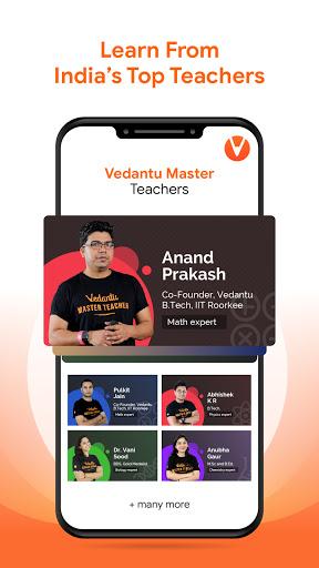 Vedantu: LIVE Learning App | Class 1-12, JEE, NEET apktram screenshots 2