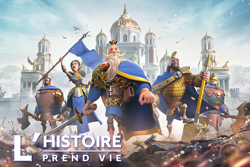 Code Triche Rise of Kingdoms: Lost Crusade APK MOD (Astuce) screenshots 2