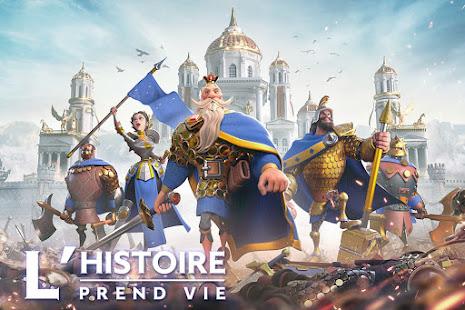 Rise of Kingdoms: Lost Crusade screenshots apk mod 2