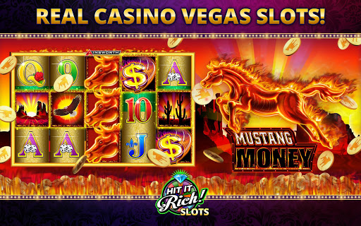 Hit it Rich! Lucky Vegas Casino Slot Machine Game 1.8.9617 screenshots 13