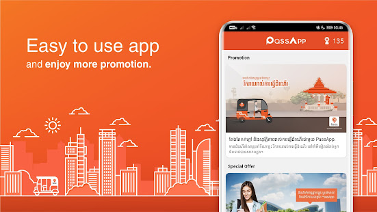 PassApp - Transport & Delivery