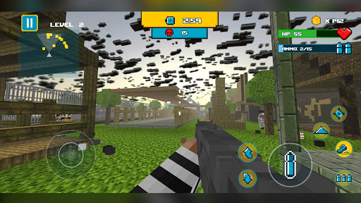 Cops Vs Robbers: Jailbreak 1.98 screenshots 7