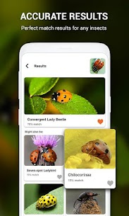 Insect identifier App by Photo, Camera Mod Apk (Subscription Activated) 5