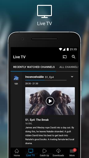 DStv  screenshots 2